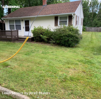 Lawn Mowing Servicein Greensboro,27405,Yard Mowing by Jr Lawn Care, work completed in May , 2020