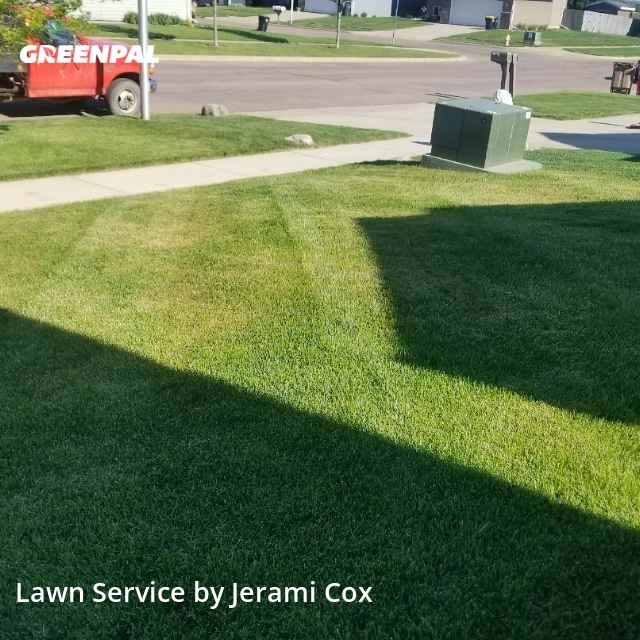 Lawn Cuttingin Sioux Falls,57106,Lawn Mow by Infinity Lawn, work completed in Aug , 2020