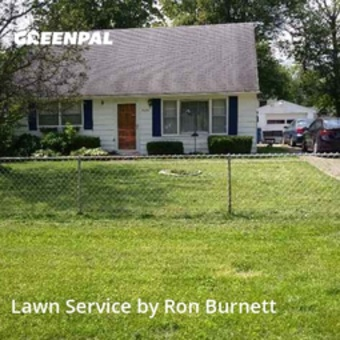 Lawn Maintenancein Louisville,40272,Yard Cutting by American Lawn Care, work completed in May , 2020