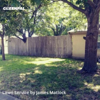 Lawn Cuttingin Garland,75041,Lawn Mowing by Matlock Facility Car, work completed in Jul , 2020