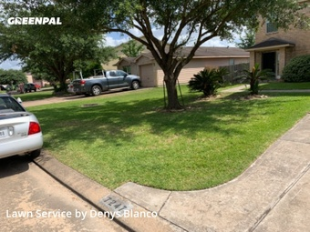 Lawn Carein Cypress,77433,Lawn Maintenance by Dmd Lawn Service , work completed in Jul , 2020