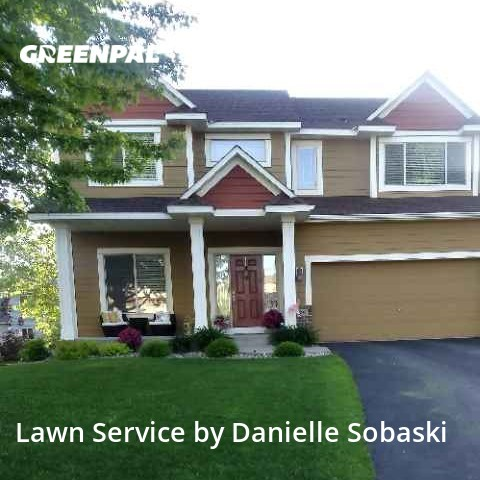 Lawn Carein Woodbury,55129,Lawn Care Service by Trebeah Properties, work completed in Aug , 2020