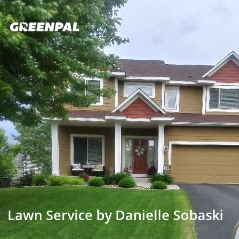 Lawn Carein Woodbury,55129,Yard Cutting by Trebeah Properties, work completed in Aug , 2020
