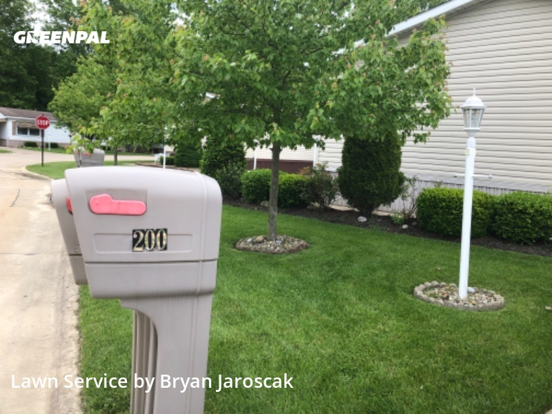 Lawn Care Servicein Elyria,44035,Lawn Care by Lawns R Us Llc, work completed in Oct , 2020