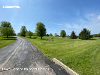 Lawn Maintenancein New Berlin,53146,Lawn Mow by Phelps Landscaping, work completed in May , 2020