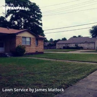 Lawn Mowin Richardson,75080,Lawn Care Service by Matlock Facility Car, work completed in Jul , 2020