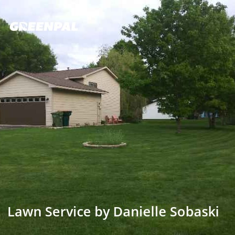 Grass Cutin Blaine,55434,Lawn Service by Trebeah Properties, work completed in Aug , 2020