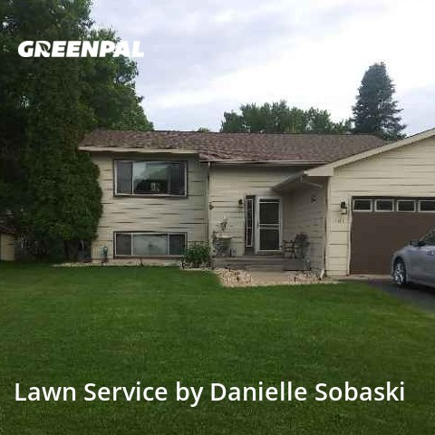 Lawn Maintenancein Blaine,55434,Grass Cut by Trebeah Properties, work completed in Aug , 2020