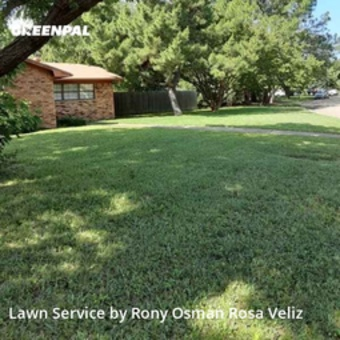 Lawn Mowin Denton,76209,Lawn Mow by R&Rconstructionsllc, work completed in Jul , 2020