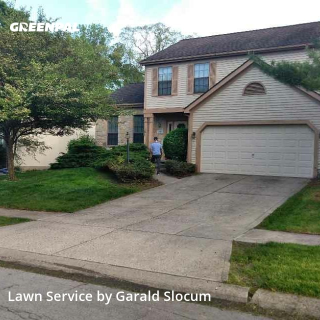 Lawn Care Servicein Columbus,43235,Lawn Maintenance by Byrd Landscaping Co., work completed in Aug , 2020