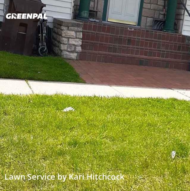 Lawn Servicein Wayne,48184,Lawn Maintenance by M & J Lawn Maintenan, work completed in Oct , 2020