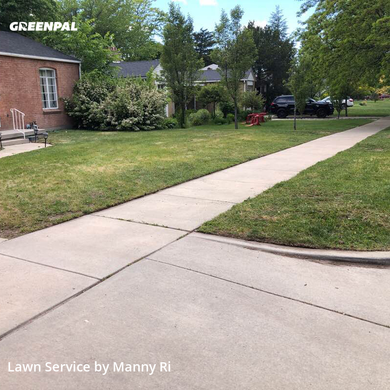 Lawn Cuttingin Salt Lake City,84108,Lawn Mowing Service by Sunny Side Mowe, work completed in Aug , 2020