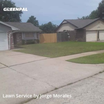 Lawn Care Servicein Norman,73071,Lawn Mowing Service by Fasst Landscapes , work completed in Sep , 2020
