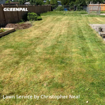 Lawn Cutin Tacoma,98444,Lawn Maintenance by Viro Lawn Care Servi, work completed in May , 2020