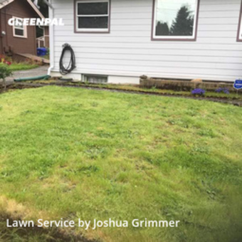 Lawn Mowin Portland,97220,Grass Cutting by My Good Neighbor Pdx, work completed in Jun , 2020