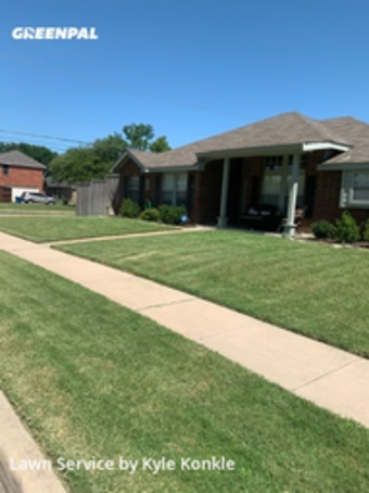 Lawn Care Servicein The Colony,75056,Lawn Mow by Kdk Landscaping, work completed in Jul , 2020