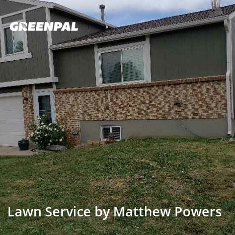 Lawn Cutin Thornton,80241,Lawn Mow by Powers Services, work completed in Sep , 2020