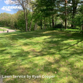 Lawn Mowing Servicein Grand Rapids,49546,Grass Cutting by Text 2 Cut Lawn Care, work completed in Jun , 2020