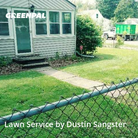 Lawn Mowingin Lansing,48910,Lawn Mow by Sangster Landscape , work completed in Jul , 2020