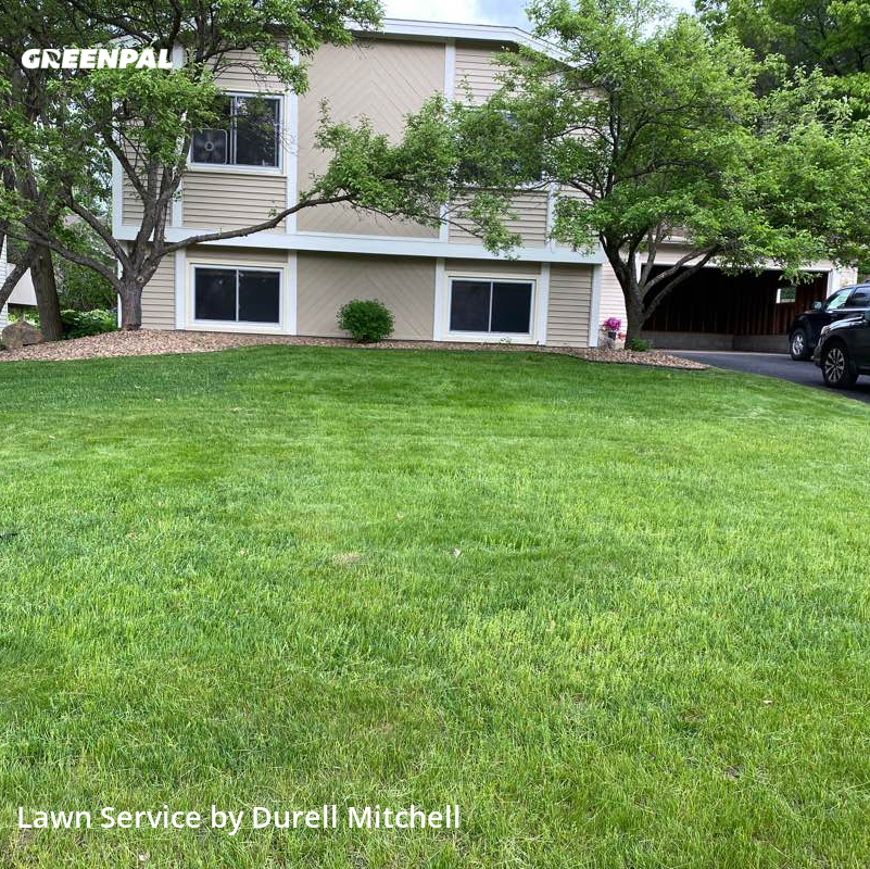 Lawn Cuttingin Eagan,55122,Lawn Mowing Service by Bound Landscaping , work completed in Aug , 2020