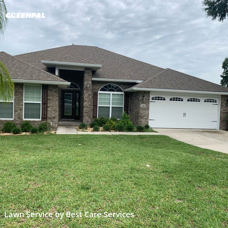 Yard Cuttingin Ocala,34474,Lawn Cut by Best Care Services, work completed in Sep , 2020