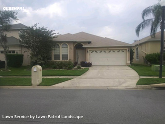 Lawn Mowin Oviedo,32765,Grass Cutting by Lawn Patrol Landscape, work completed in Jul , 2020