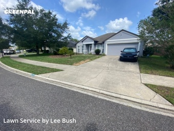 Lawn Maintenancein Orange Park,32065,Lawn Cutting by Teal City Landscape, work completed in Aug , 2020