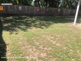 Grass Cutin New Braunfels,78130,Lawn Cut by Texas Lawn Rangers, work completed in Jul , 2020