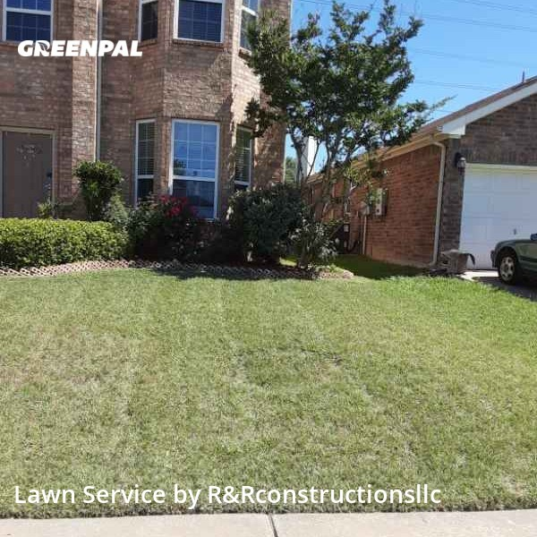 Grass Cutin Arlington,76014,Lawn Mow by R&Rconstructionsllc, work completed in Jul , 2020