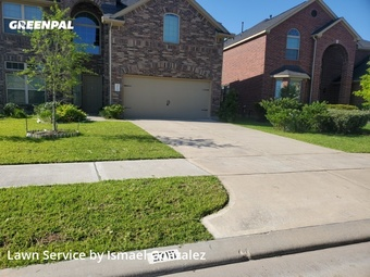 Lawn Mowin Missouri City,77459,Yard Mowing by Destiny Lanw&Fencing, work completed in Jul , 2020