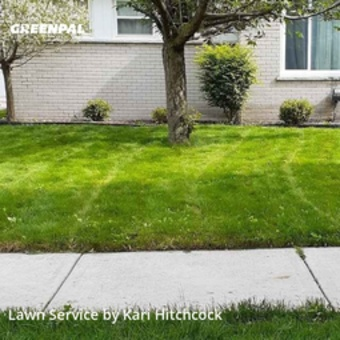 Lawn Cutin Livonia,48150,Lawn Care by M & J Lawn Maintenan, work completed in Jun , 2020