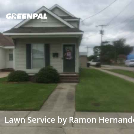 Lawn Mowing Servicein Marrero,70072,Lawn Care Service by Images Lawn Care, work completed in Aug , 2020