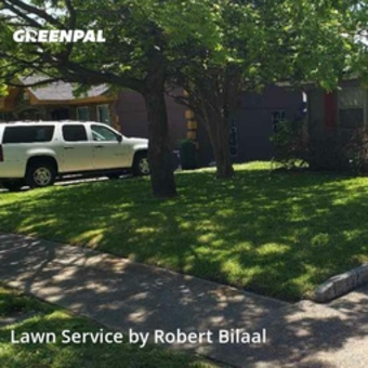 Lawn Mowin Irving,75061,Lawn Cut by Ask Halal Landscaping, work completed in Aug , 2020