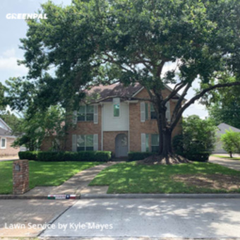 Lawn Carein Houston,77066,Lawn Care by Dynamic Lawncare, work completed in May , 2020
