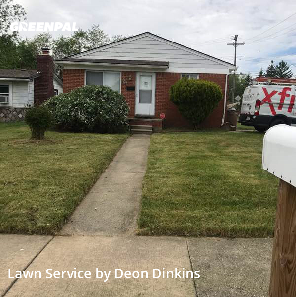 Lawn Mowingin Pontiac,48342,Lawn Mow by Perfect Lawn Care , work completed in Jul , 2020