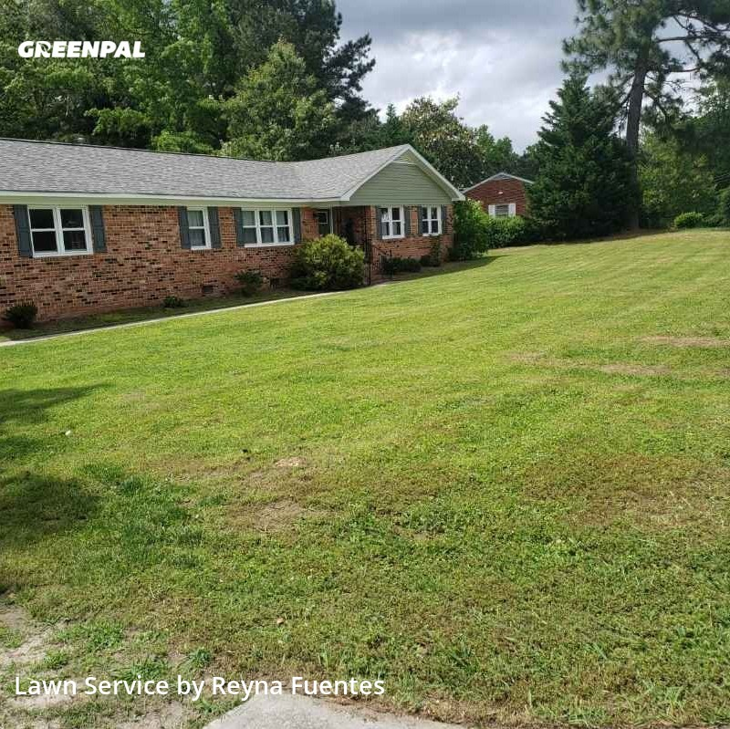 Lawn Care Servicein Suffolk,23434,Lawn Mow by J&R Lawn And Landsca, work completed in Sep , 2020