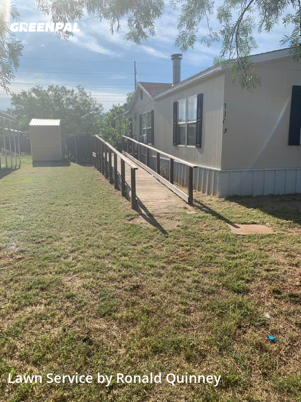 Lawn Mowing Servicein Abilene,79603,Lawn Mowing Service by West Texas Pride , work completed in Aug , 2020