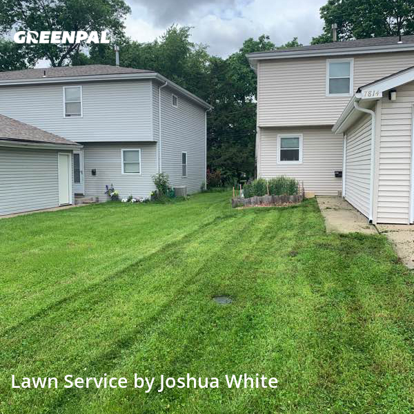 Yard Cuttingin Mission,66202,Lawn Mowing by Pinnacle Lawn, work completed in Jul , 2020