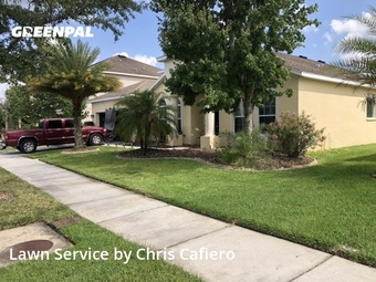 Lawn Servicein Tampa,33647,Lawn Care Service by Tampa Dreamscapes  , work completed in May , 2020