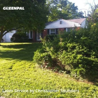 Yard Cuttingin Ferguson,63135,Lawn Care by Saunders Lawn Care , work completed in Jul , 2020