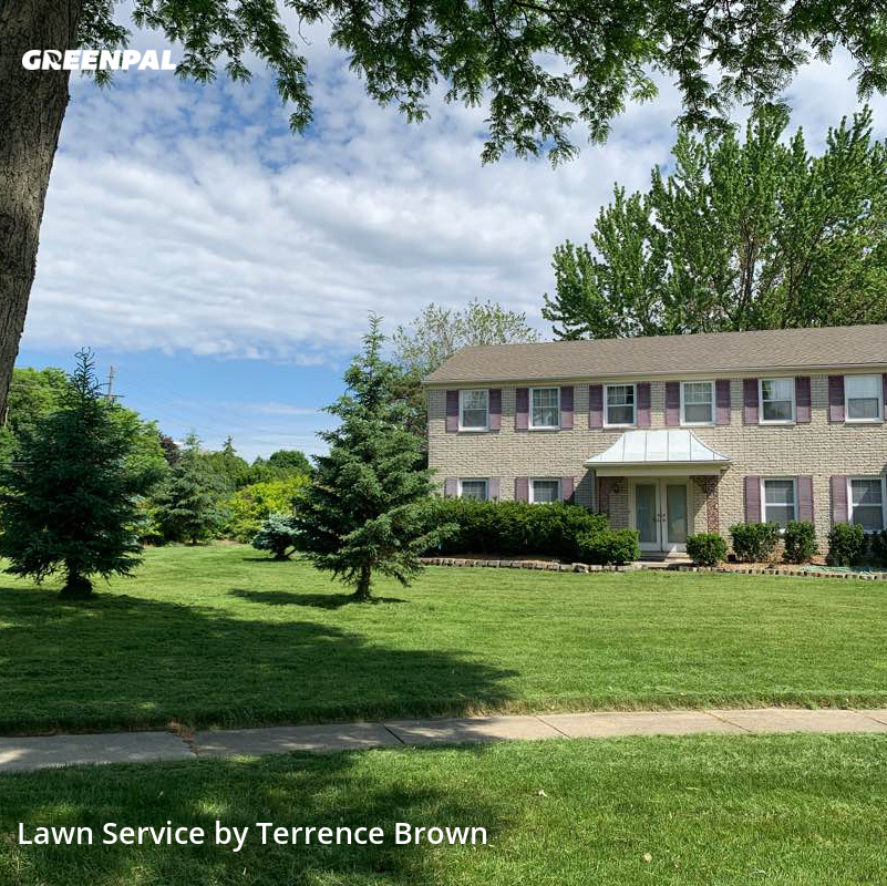 Lawn Cuttingin Troy,48084,Lawn Care Service by Ttadevelopment Llc, work completed in Aug , 2020
