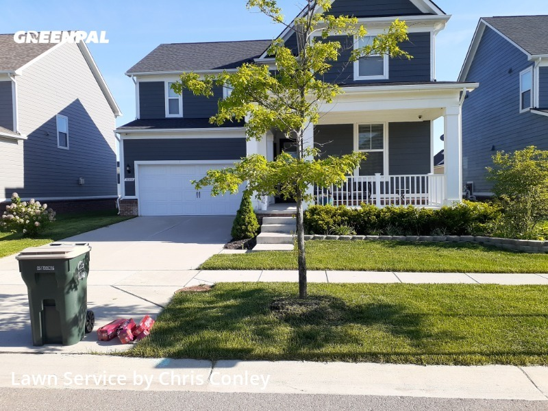 Lawn Mowingin Canton,48188,Lawn Mow by Marie Maintenance, work completed in Jul , 2020