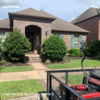 Lawn Mowing Servicein Cypress,77433,Lawn Service by Texas Landscape, work completed in Jul , 2020