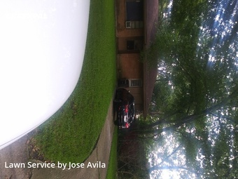 Lawn Mowin Baytown,77521,Yard Cutting by Avila's Lawnscaping , work completed in Aug , 2020