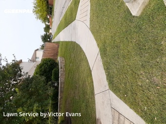 Lawn Cuttingin Cibolo,78108,Lawn Cutting by Straight Edge Lawn , work completed in Jul , 2020