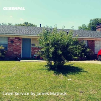 Lawn Cuttingin Mesquite,75150,Lawn Care Service by Matlock Facility Car, work completed in Jul , 2020