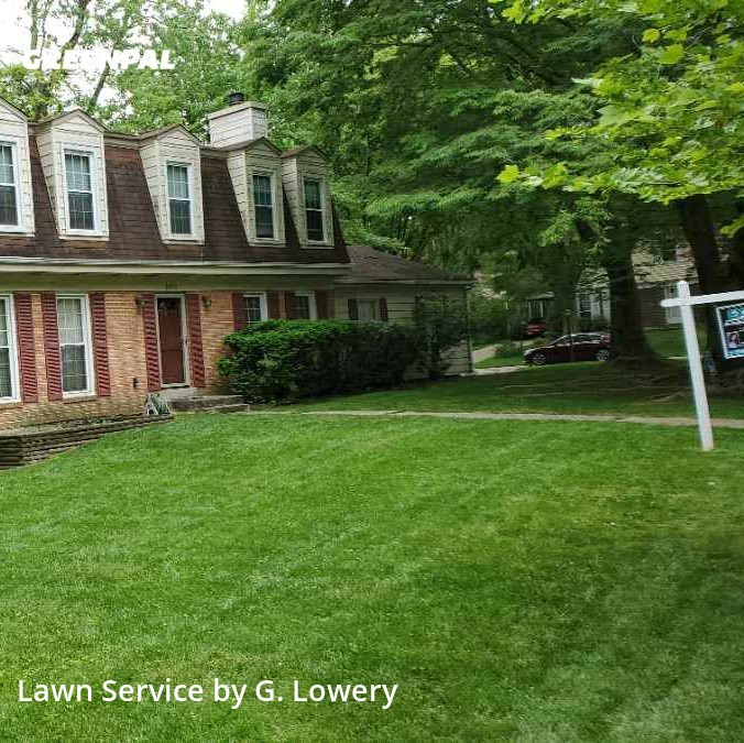 Lawn Maintenancein Columbia,21045,Lawn Service by Bold Designs Lawns, work completed in Jul , 2020