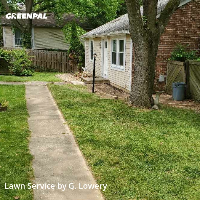 Lawn Carein Columbia,21045,Lawn Mow by Bold Designs Lawns, work completed in Jul , 2020