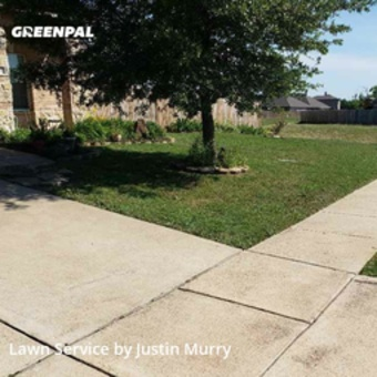 Yard Cuttingin Burleson,76028,Lawn Cutting by Labor Of Lawn , work completed in Jul , 2020