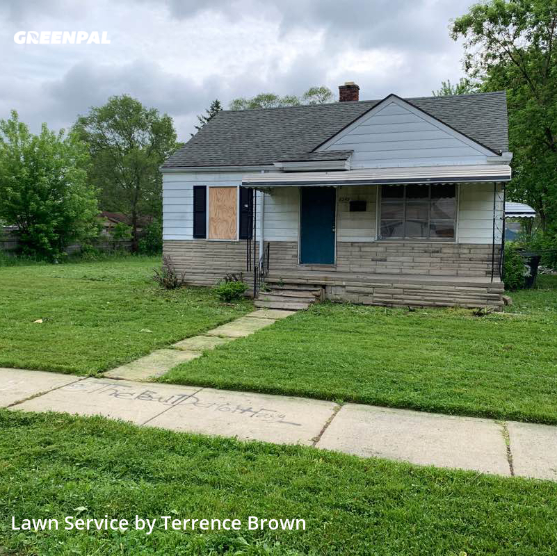 Yard Mowingin Detroit,48228,Lawn Care Service by Ttadevelopment Llc, work completed in Aug , 2020